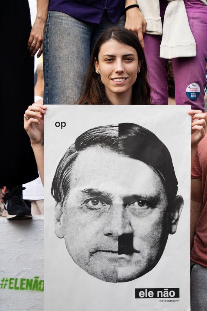 Brasil, donde lo previsible sucedió y la derecha ganó  por  Ruben Montedónico