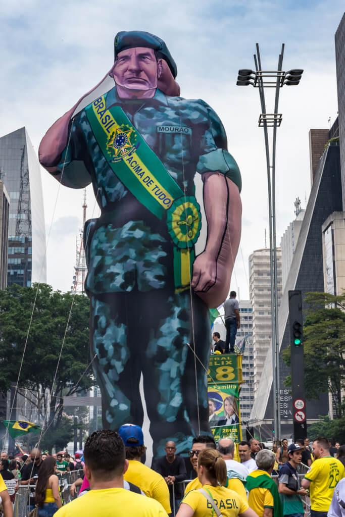 BRASIL: los más atávicos miedos, inseguridades y odios por Jose Manuel Quijano