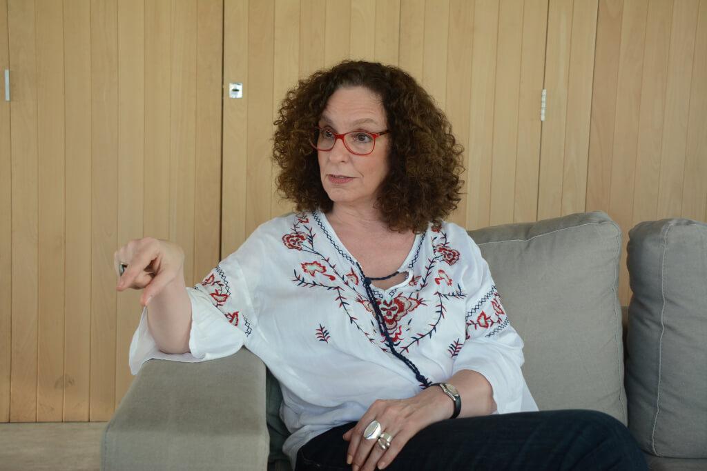 """Emma Sanguinetti: """"La televisión tiene una deuda enorme con la cultura nacional"""""""