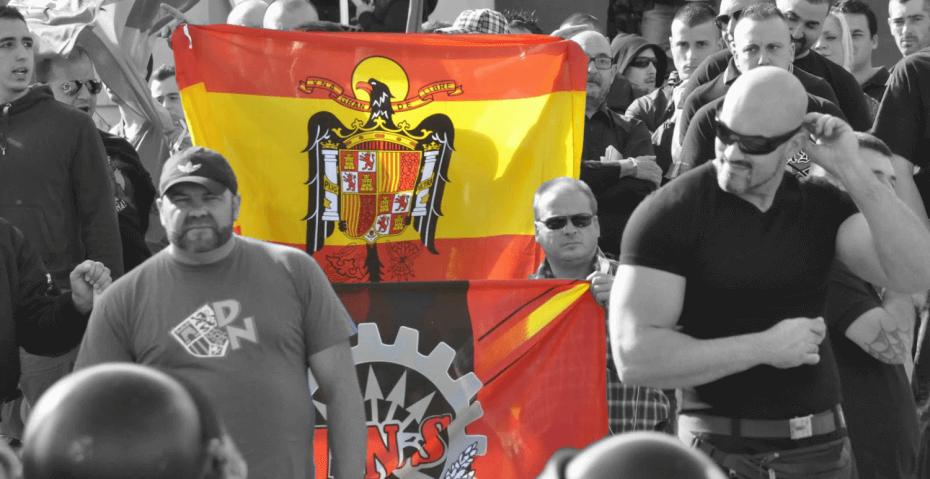 La ultraderecha sigue creciendo, ahora España  por Marcel Lhermitte