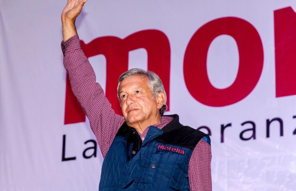 López Obrador: un ascenso con bemoles por Ruben Montedonico