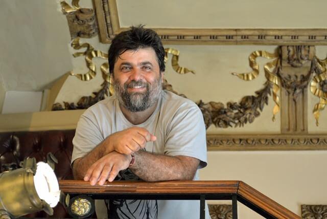 Gustavo Zidán: director de Sala Verdi