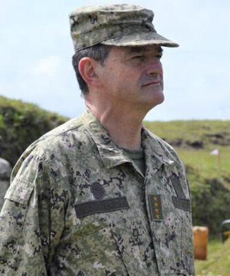 El desacato del militar carapintada por Antonio Ladra