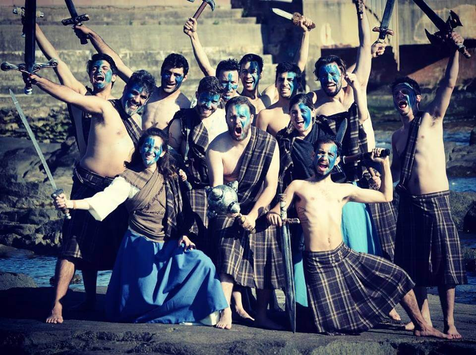 Parodistas 2019:Teatro popular de origen carnavalesco