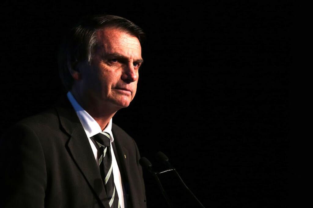 Bolsonaro, ordenanza del imperio por Ruben Montedonico