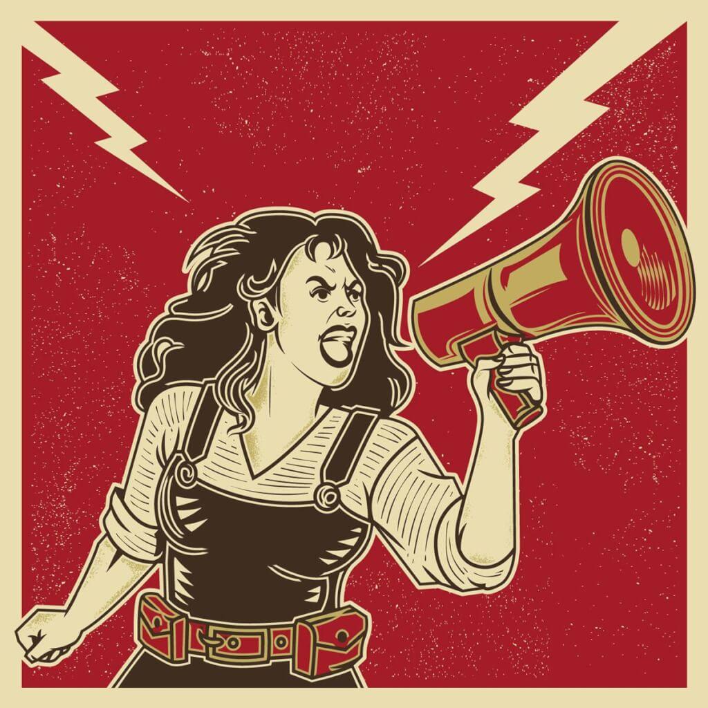 8 de marzo: ¿machos al borde de un ataque de nervios?