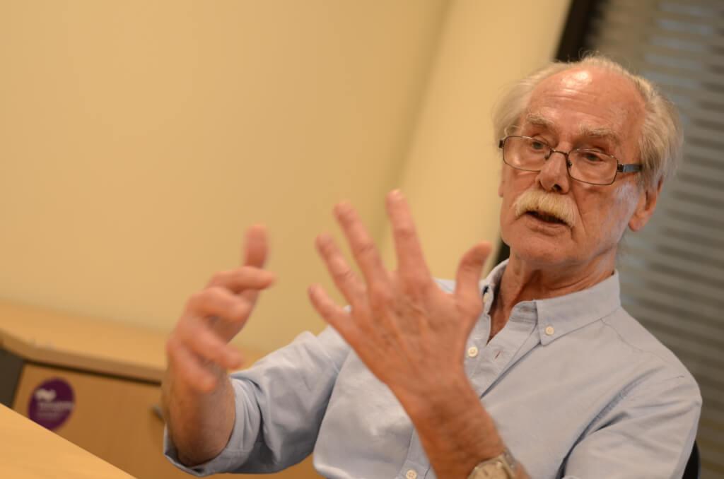Julián González Guyer, FFAA: Hay un gran desconocimiento en la sociedad civil y los políticos