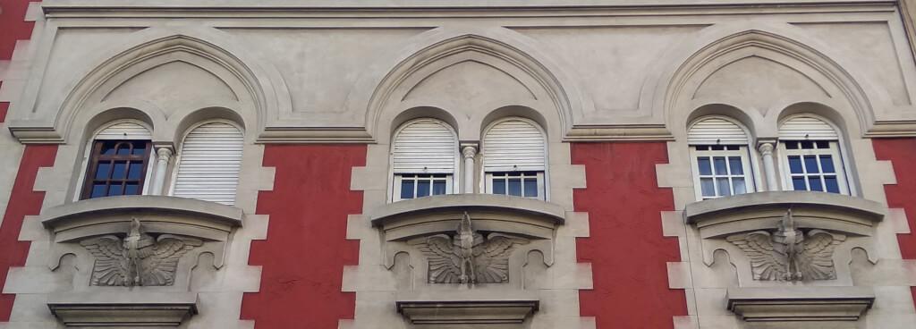 El águila montevideana