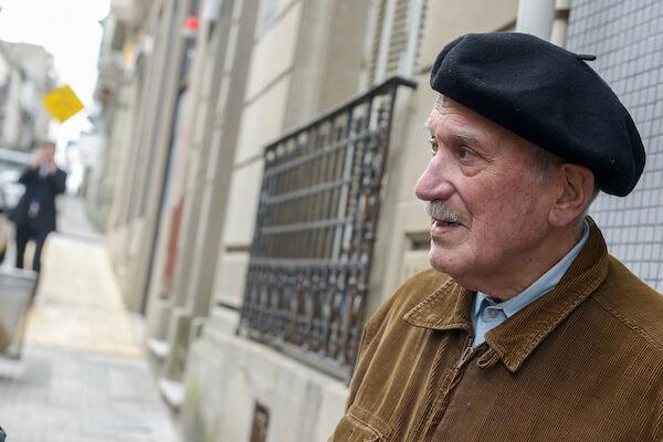 El viejo Julio por  Esteban Pérez