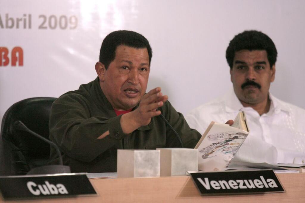 Venezuela intervenida por Luis Nieto