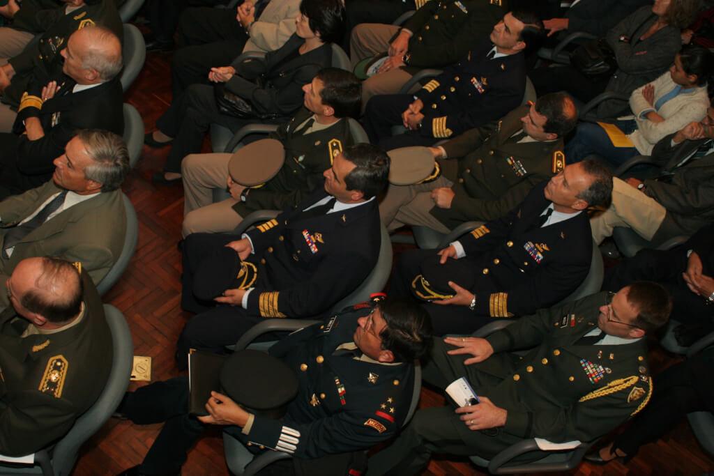 Las Fuerzas Armadas son lo que son por José Luis Baumgartner