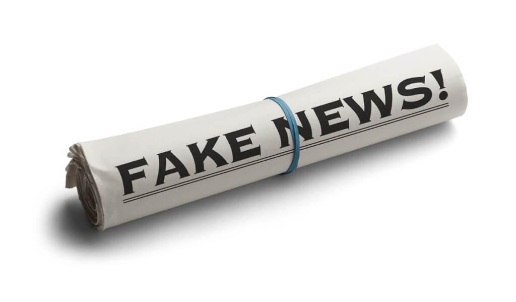 Fake News por Juan Martín Posadas