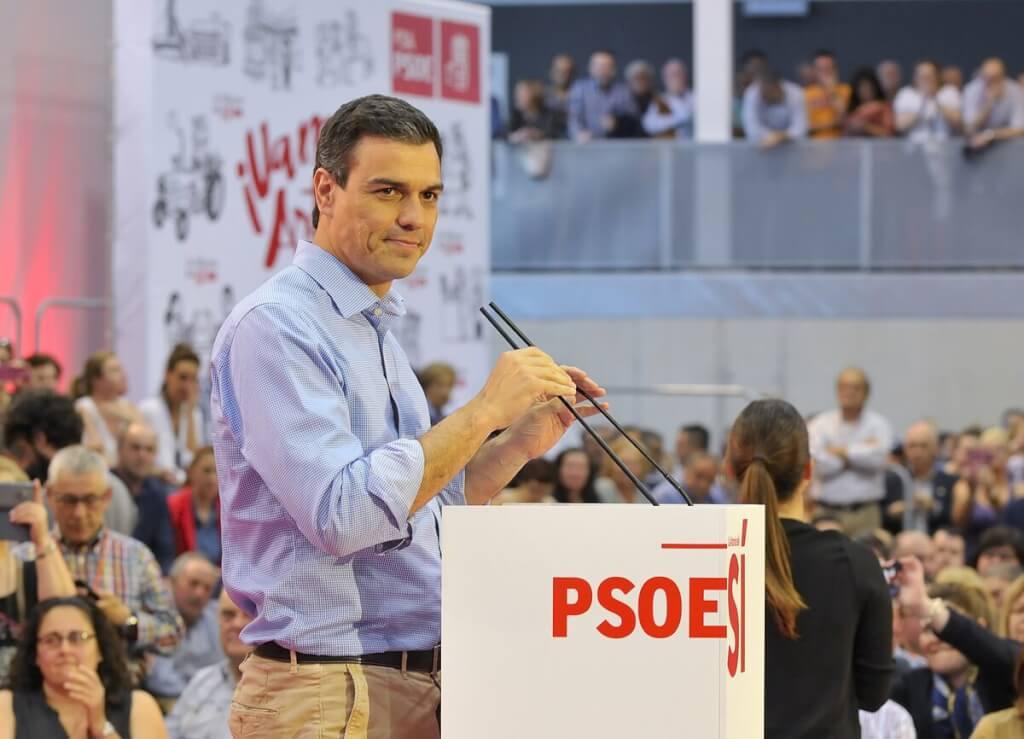 El PSOE al gobierno; los ultras a la UE por Ruben Montedonico