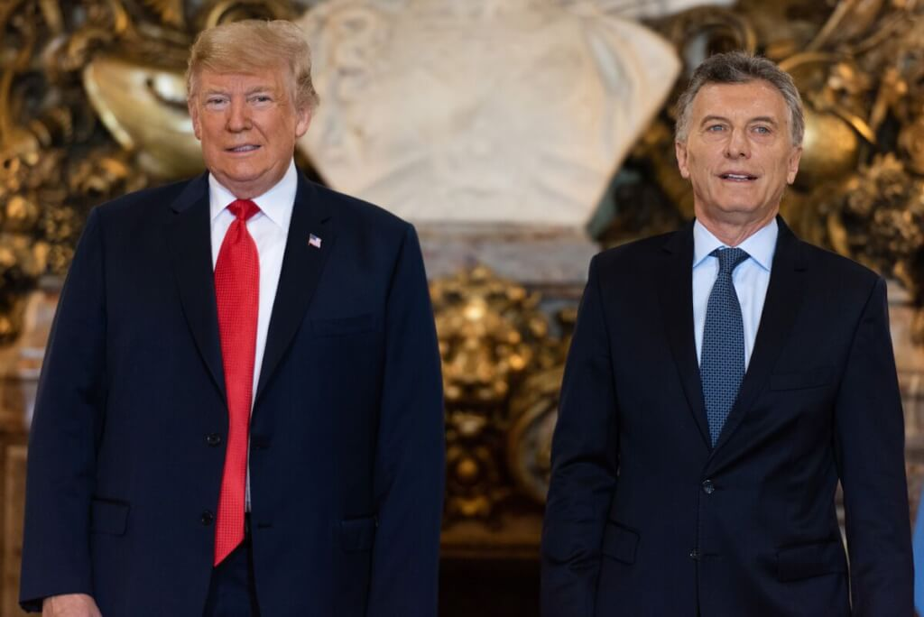 Argentina y undefaultaplazado por Ruben Montedonico