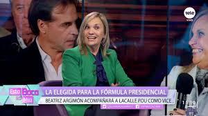 Posible vice woman habemus por Cristina Morán