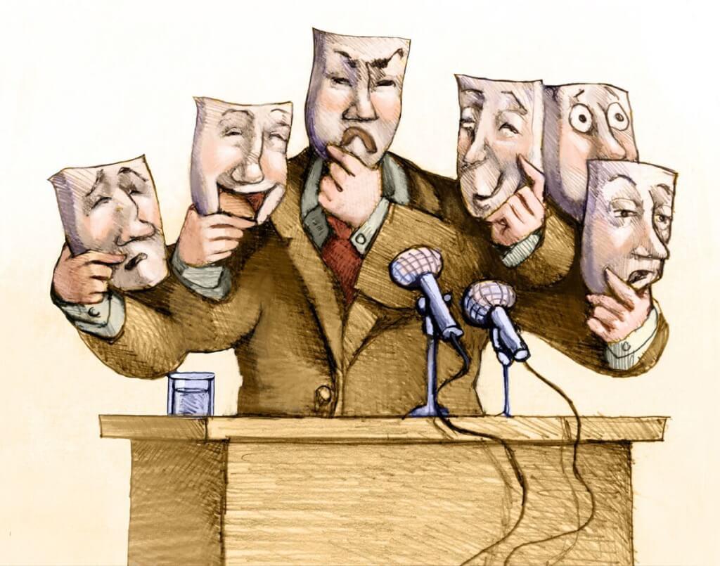 ¿A dónde va la política? Un paseo por el laberinto por Miguel Pastorino