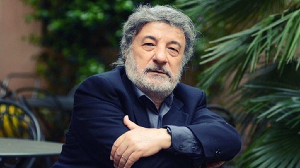 Gianni Amelio en el instituto Italiano de Cultura