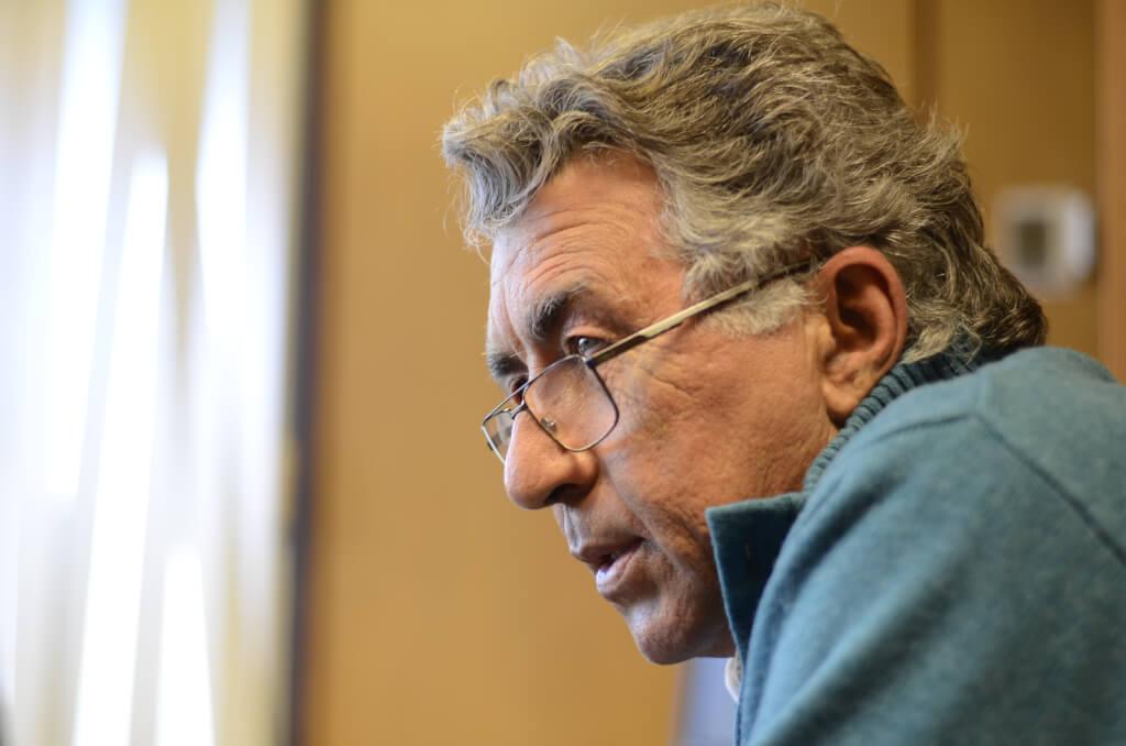 Darío Pérez:  Quiero conversar con un adversario y no considerarlo un enemigo