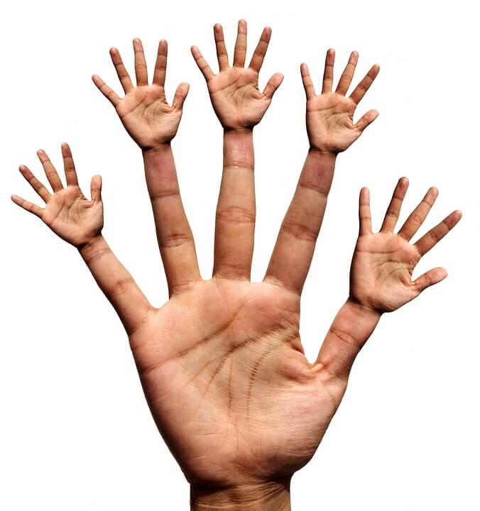 En que manos estamos por Cristina Morán