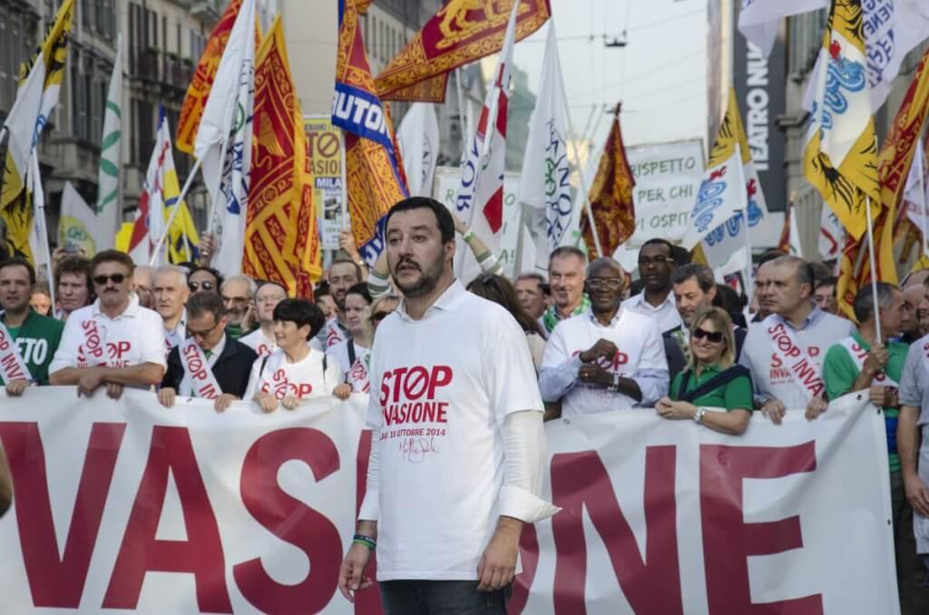Italia, inestable; Conte vuelve y Trump apoya  por Ruben Montedónico