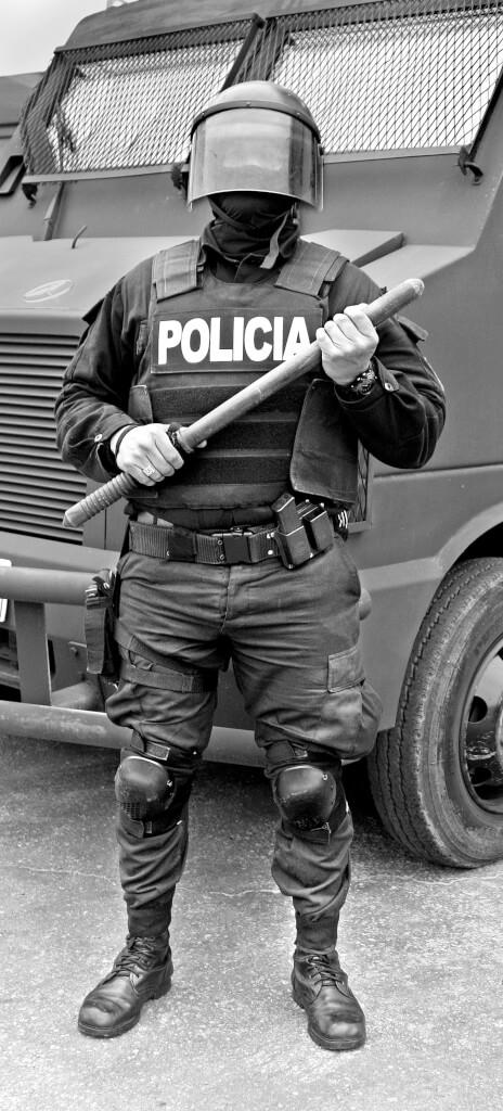 Por qué NO a una Guardia Nacional por Cnel. R. Sergio Rico