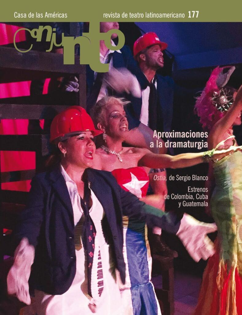 """Con Vivian Martínez Tabares  """"el teatro es un espacio de pensamiento, de reflexión social a través de los medios artísticos"""""""