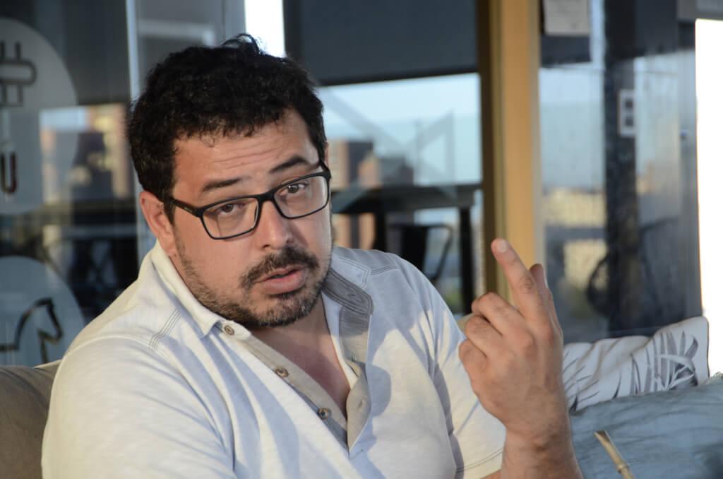"""Alejandro """"Pacha"""" Sánchez, MPP  Cantidad de gente se está sumando a defender un proyecto político que está en riesgo"""