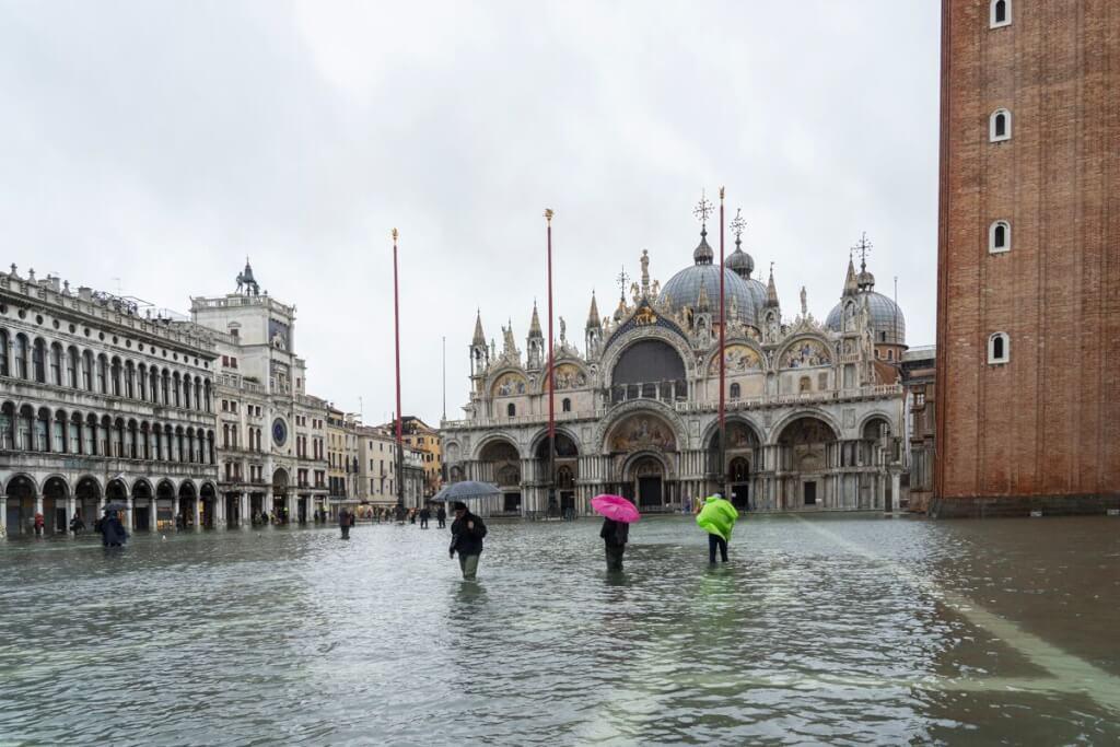 Venecia, el futuro llegó por Nelson Di Maggio