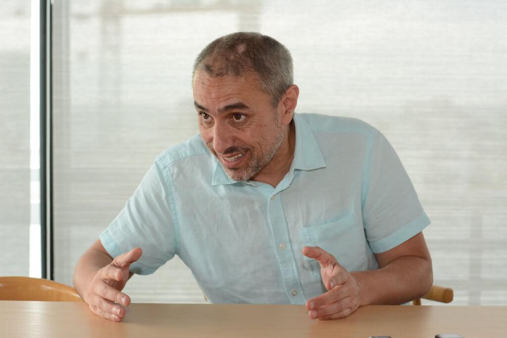 Gabriel Pereyra, periodista:  Estoy convencido de que vine a esta vida a hacer el papel del rompebolas