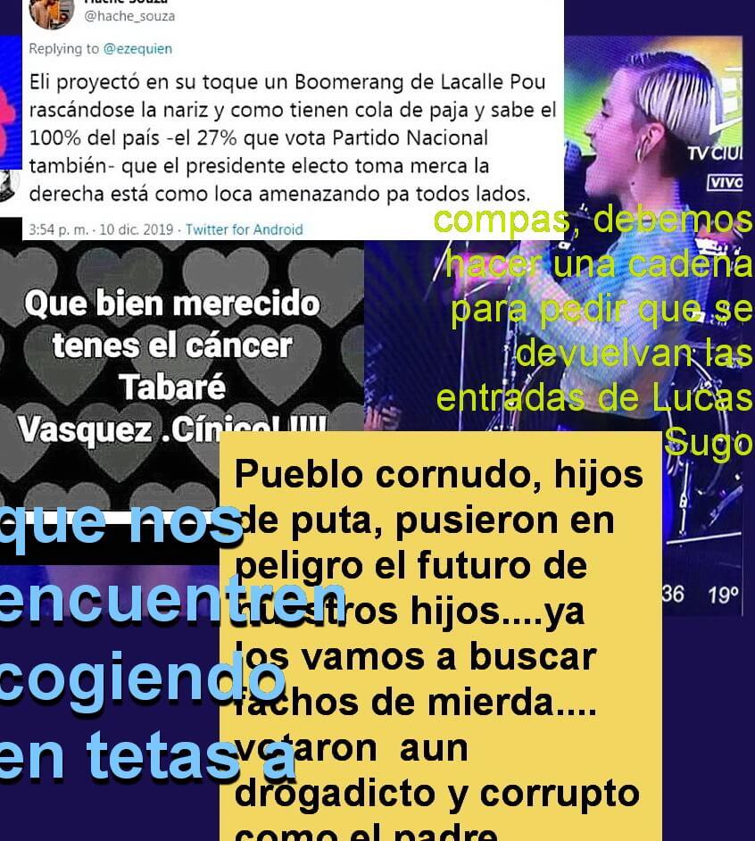 """El dogma y el odio al """"otro"""" por Oscar Larroca"""