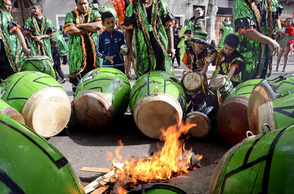 Cuatro jodas en carnaval