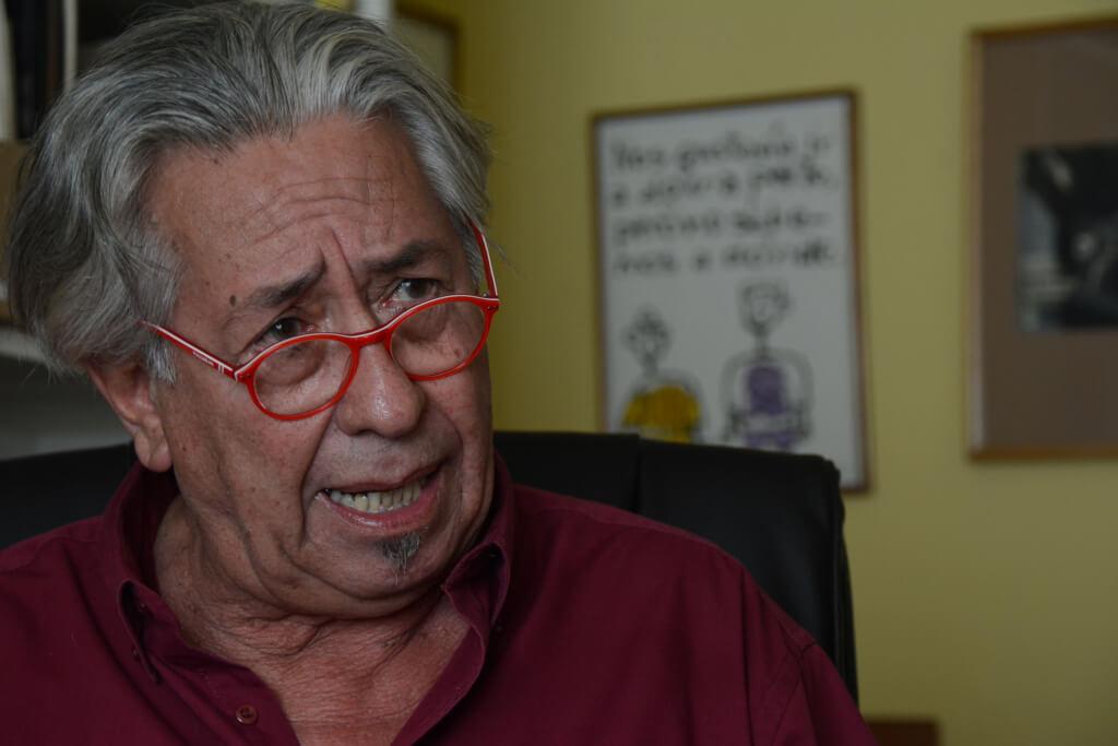 Carlos Liscano, escritor: La derrota no tiene mariscales