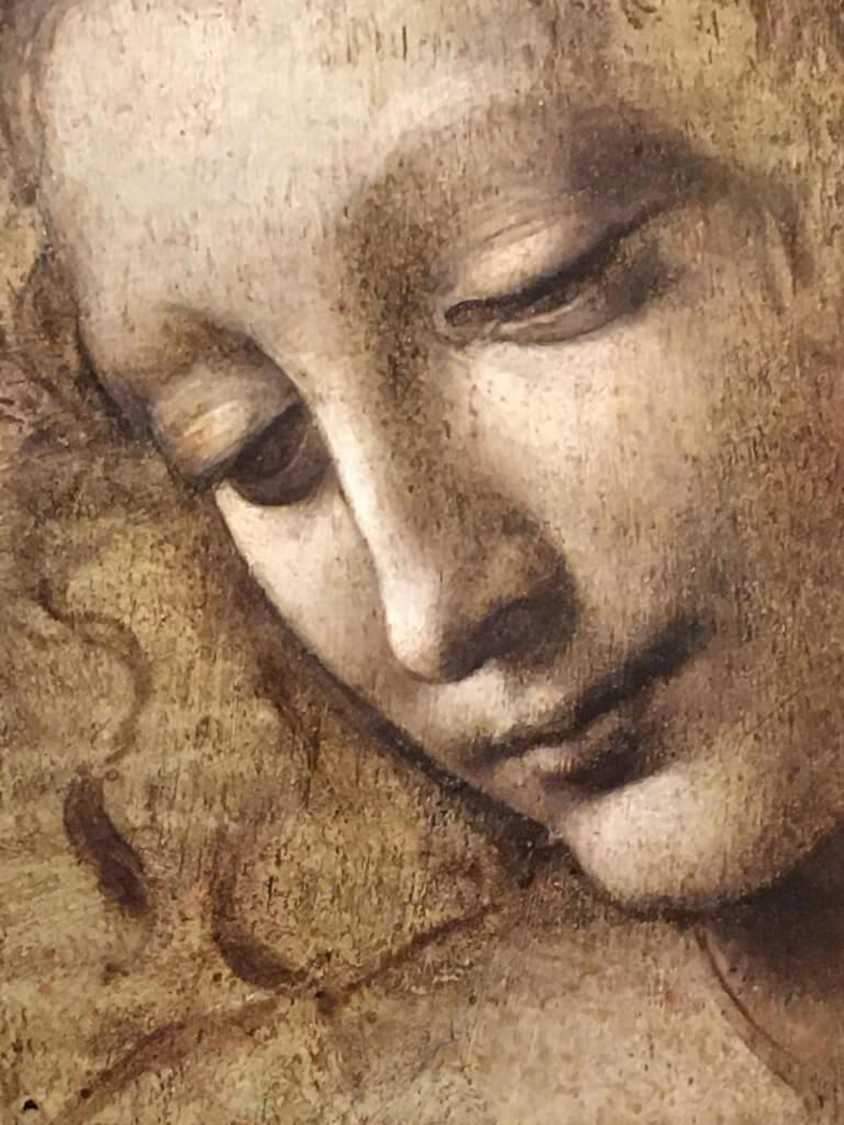 La mano de Leonardo  por Joran Osterman