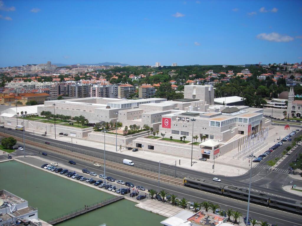 Vittorio Gregotti (1927-2020)  Arquitecto del Centro Cultural de Belém, Lisboa por Nelson Di Maggio