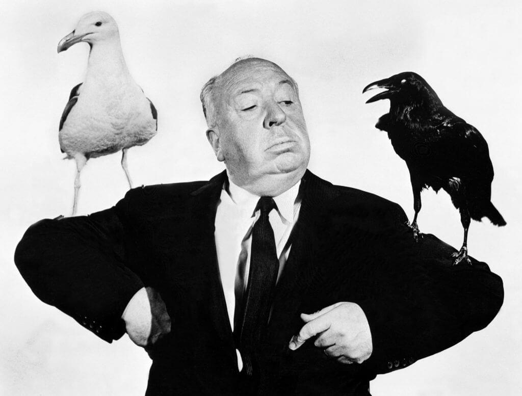 Alfred Hitchcock, el malabarista de las imágenes