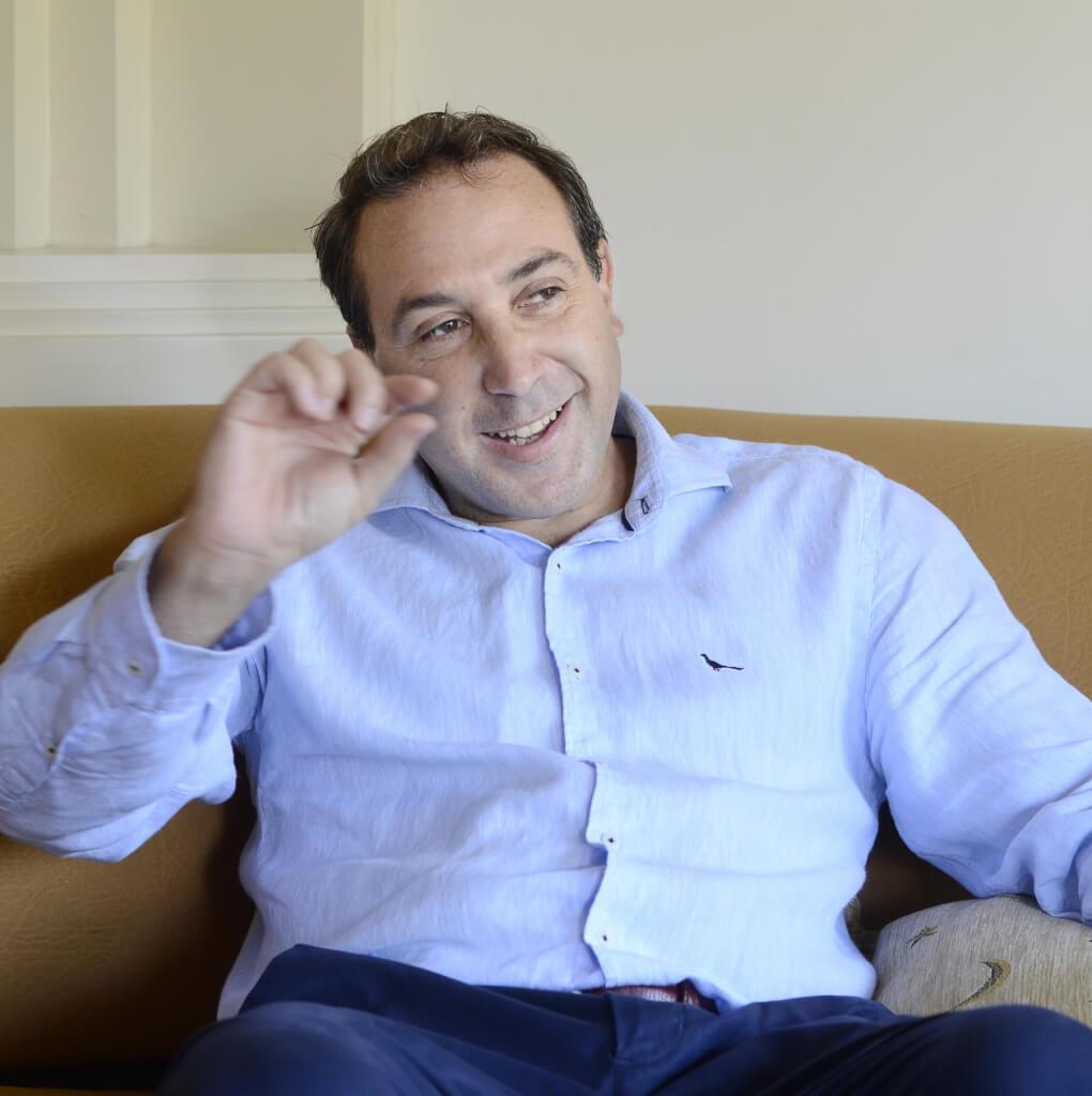 Fernando Bryt, psicólogo: El humor es un mecanismo de defensa