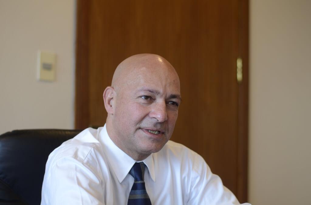 Hugo Odizzio, PRESIDENTE DEL BPS:  En crisis la civilización avanza en meses lo que le cuesta siglos