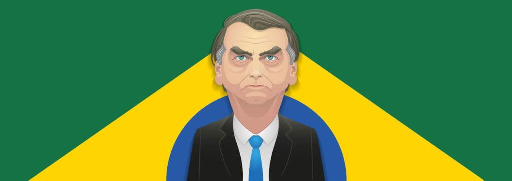 Hoy Bolsonaro; mañana, ¿quién sabe?  porRuben Montedonico