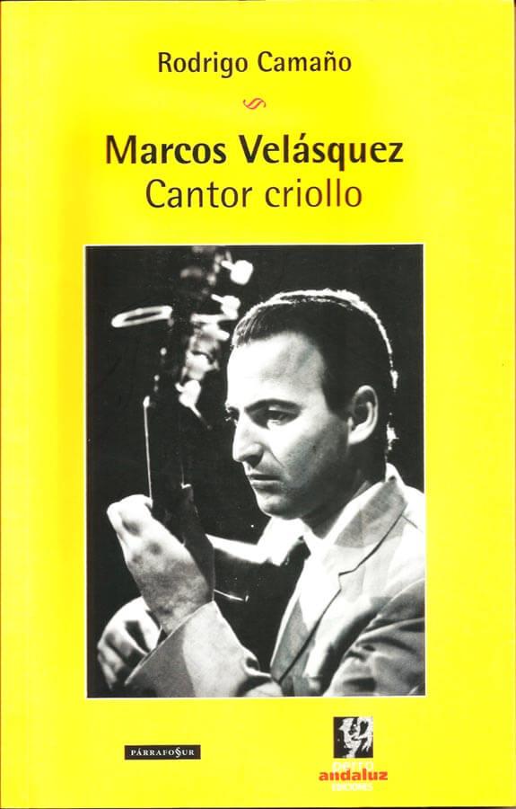 """""""Las canciones trascendieron a Marcos Velásquez"""""""