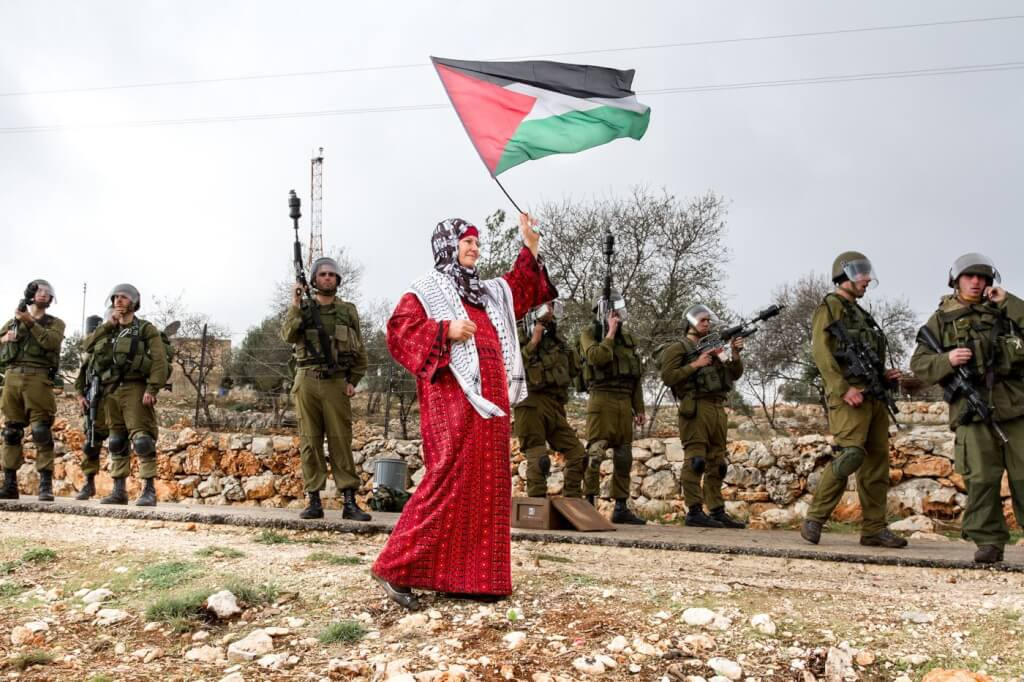 Una anexión anunciada, una Palestina rota por Ruben Elías