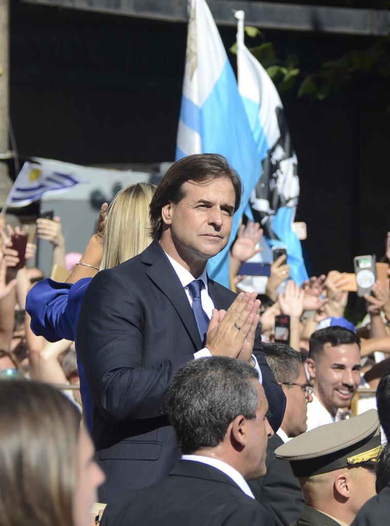 Un paradigma neoliberal y represivo  por Hugo Acevedo