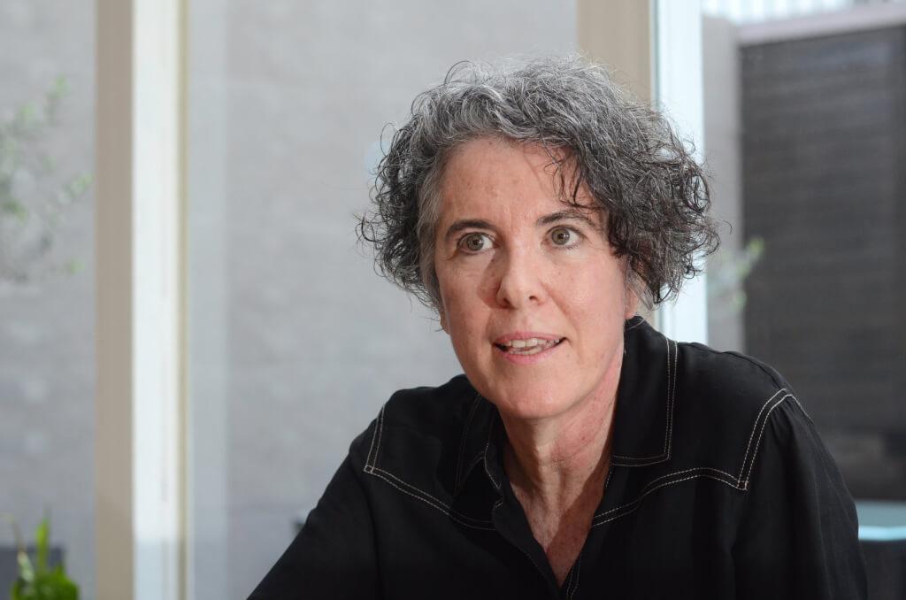 Nueva Directora Nacional de Cultura  Mariana Wainstein por Ignacio Martínez