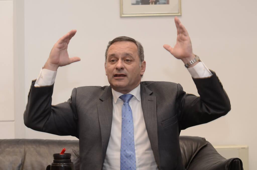 """Álvaro Delgado, Secretario de Presidencia  """"No sé hoy quién representa al Frente Amplio"""""""