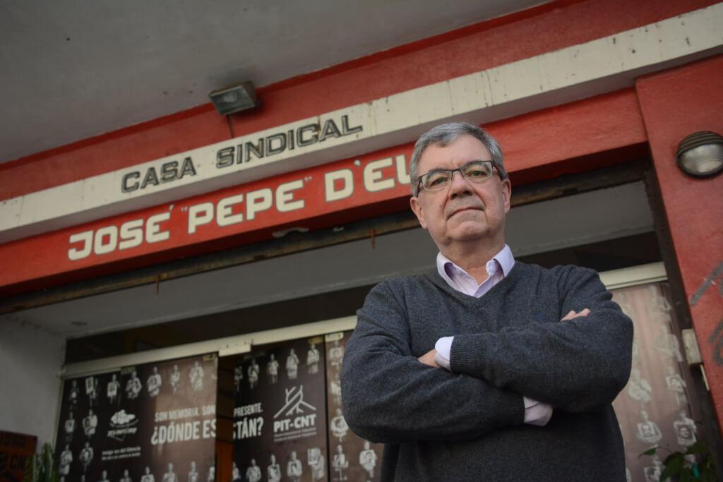 Milton Castellanos, Director del Instituto Cuesta Duarte  Creo que Uruguay puede llegar a un 15% de desempleo
