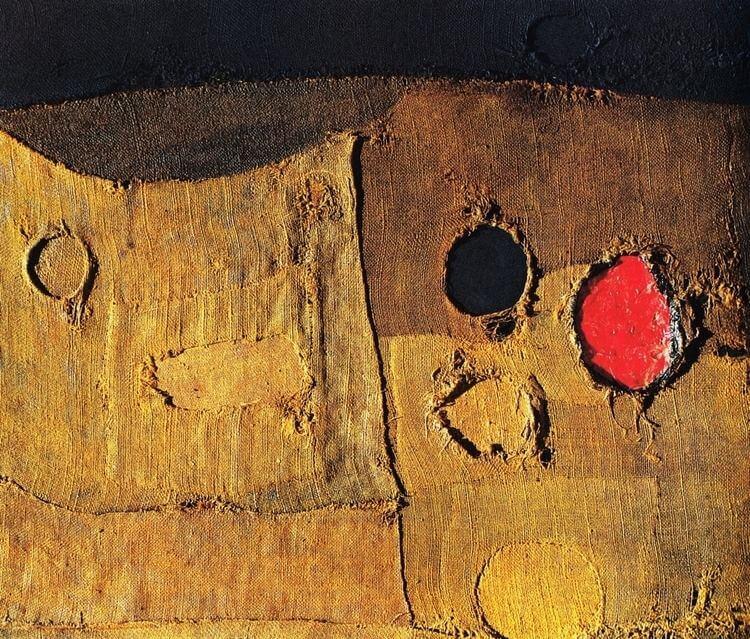 Hace 60 años  Burri: del tacho de basura a la obra de arte por Nelson Di Maggio