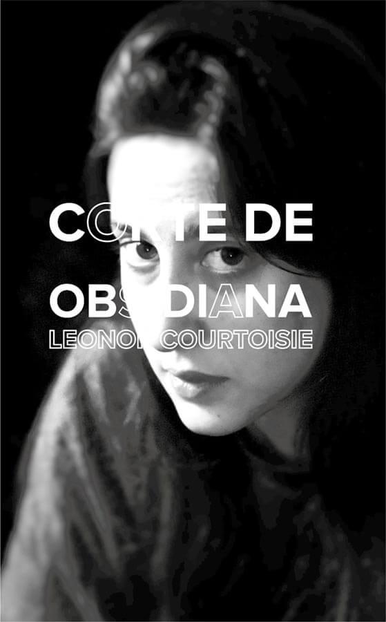 Corte de obsidiana, de Leonor Courtoisie