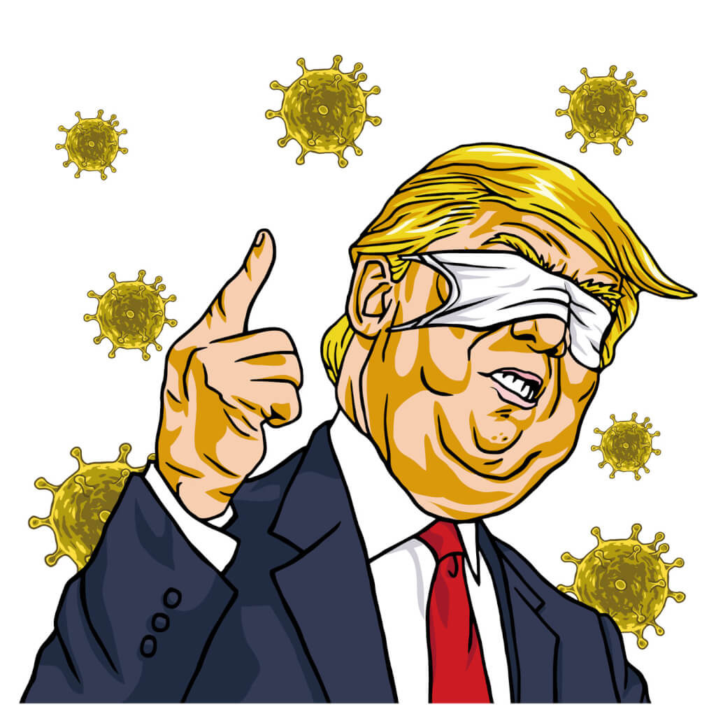 La misión de Trump por Luis Nieto
