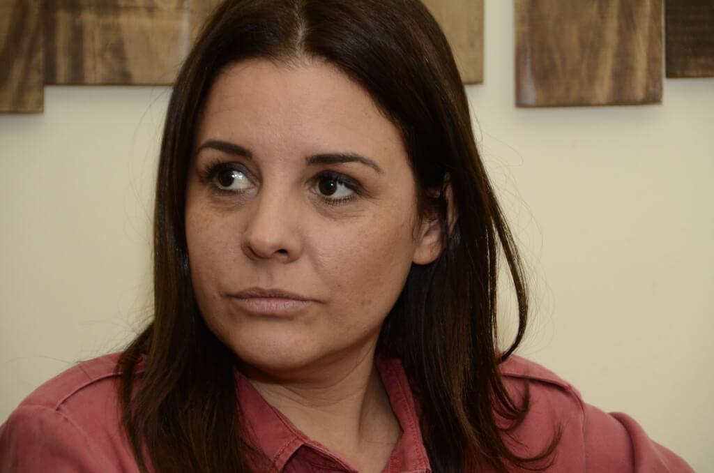 María Noel Marrone, periodista:  Soy muy chusma y desconfiada, quiero saber de todo