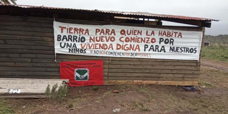"""Ocupación en Santa Catalina: o la mala consciencia de la """"justicia"""""""