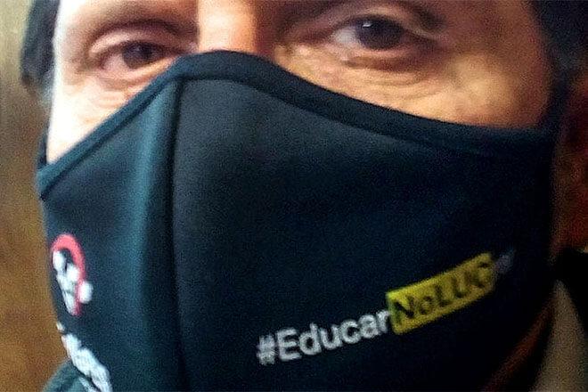 Grosera censura en centros educativos por Hugo Acevedo